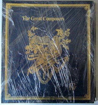 (The Great Composers - Family Library of great music - Their lives and times with)