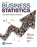 img - for Business Statistics: A Decision-Making Approach (10th Edition) book / textbook / text book