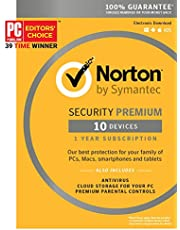 Save on Norton Security for 10 Devices