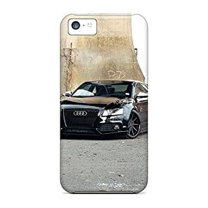 Awesome Audi S5 Parked Flip Cases With Fashion Design For Iphone 6 plus (5.5) by heywan