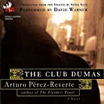 The Club Dumas | Arturo Perez-Reverte