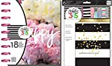Create 365 Happy Planner and Pocket Folders Bundle - 2 Items (Peony Florals)