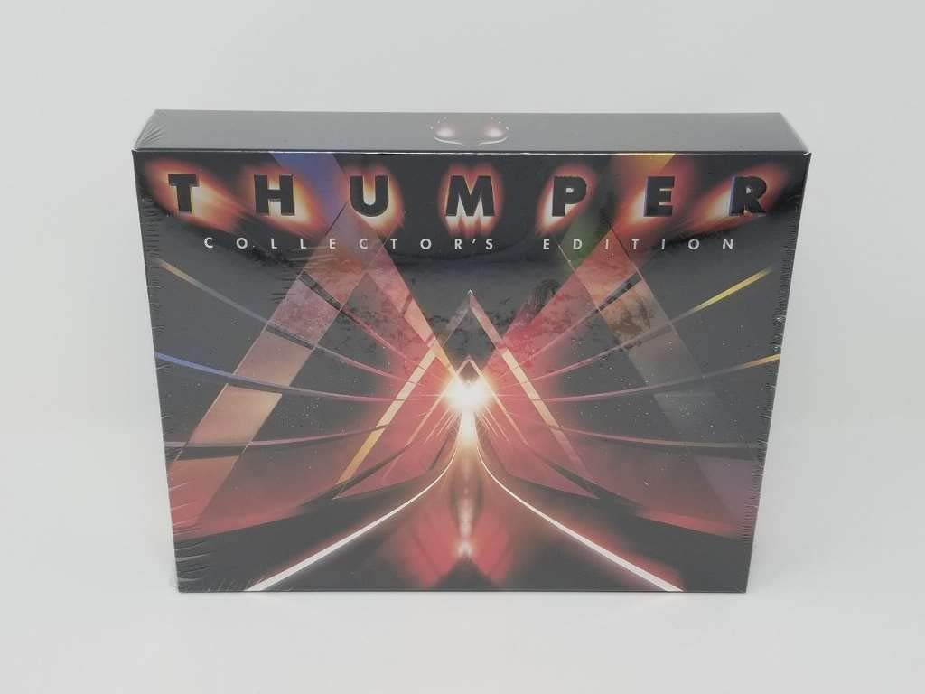 Thumper Collector's Edition - Playstation 4 -Limited Run Games #172 by Limited Run Games (Image #1)