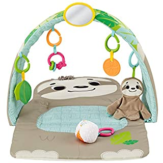 Fisher-Price Sensory Sloth Gym (SIOC)