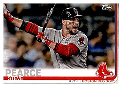 new concept afd31 60965 Amazon.com: 2019 Topps Team Edition Boston Red Sox #RS-10 ...