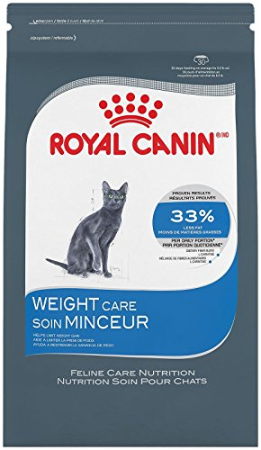 ROYAL CANIN FELINE HEALTH NUTRITION Indoor Light 40 dry cat food 51MTk57Y0gL