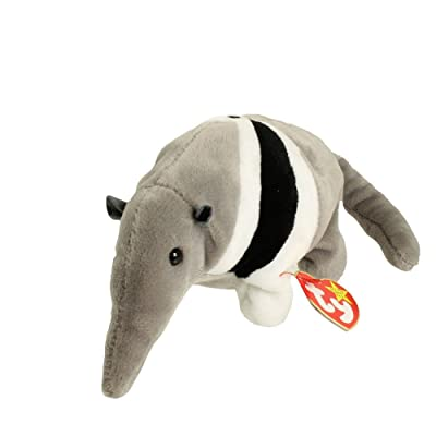Ty Beanie Baby Ants the Anteater: Toys & Games