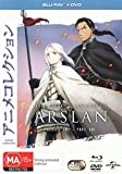 The Heroic Legend Of Arslan: Season 1 Part 1 [DVD/Blu-ray] [NON-USA Format, PAL, Region 4 Import - Australia]