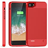 iPhone 7 Battery Case, Szresm Ultra Slim Portable Charging Case for iPhone 7(4.7 inch) with 2800mAh Capacity/External Juice Pack Charger Case