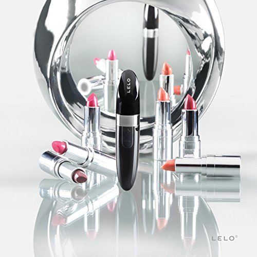 LELO MIA 2 Lipstick Compact and Powerful Vibrator, Personal Stimulator, Black by LELO (Image #4)