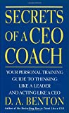 Secrets of a CEO Coach 9780070071087