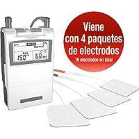 Med-Fit Electroestimulador Digital Masaje EMS TENS Para El Alivio Del Dolor y Estimulador…