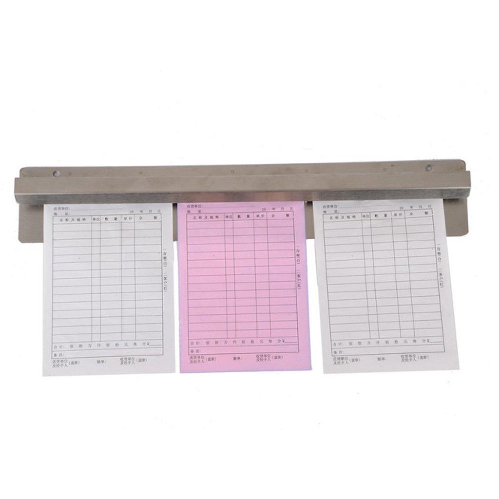 Fityle Ticket Holder/Tab Grabber/ Bill Receipt Check Holder Bar Bill Organiser - 60cm by Fityle (Image #5)