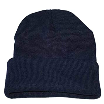JJHR Sombreros y gorras Unisex Slouchy Knitting Beanie Cap Warm ...
