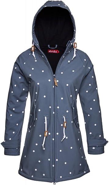derbe Damen Jacke Island Friese Dots Jacket: