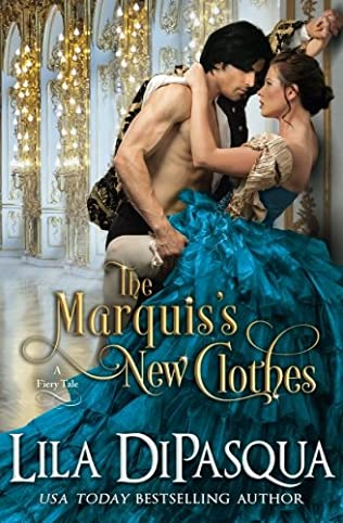 book cover of The Marquis\'s New Clothes