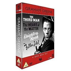 Graham Greene Collection - 4 DVD Set [Non-US Format, PAL, Region 2, Import]