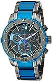 Invicta Men's 10593 Ocean Reef Reserve Chronograph Black Carbon Fiber Dial Watch