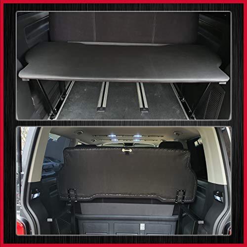 BREMER SITZBEZÜGE Multivan Multiflexboard inklapbaar compatibel met VW T5 & T6 FB:D01