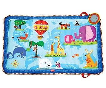 7a3744ce55ac83 Tiny Love Tapis Géant Carte Du Monde  Amazon.fr  Bébés   Puériculture