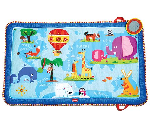 Tiny Love Discover The World Mat