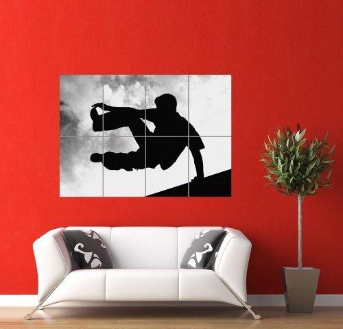 PARKOUR FREE RUNNING GIANT PANEL AFICHE CARTEL IMPRIMIR CARTELLO POSTER ART PRINT PICTURE PR166 Doppelganger33 Ltd
