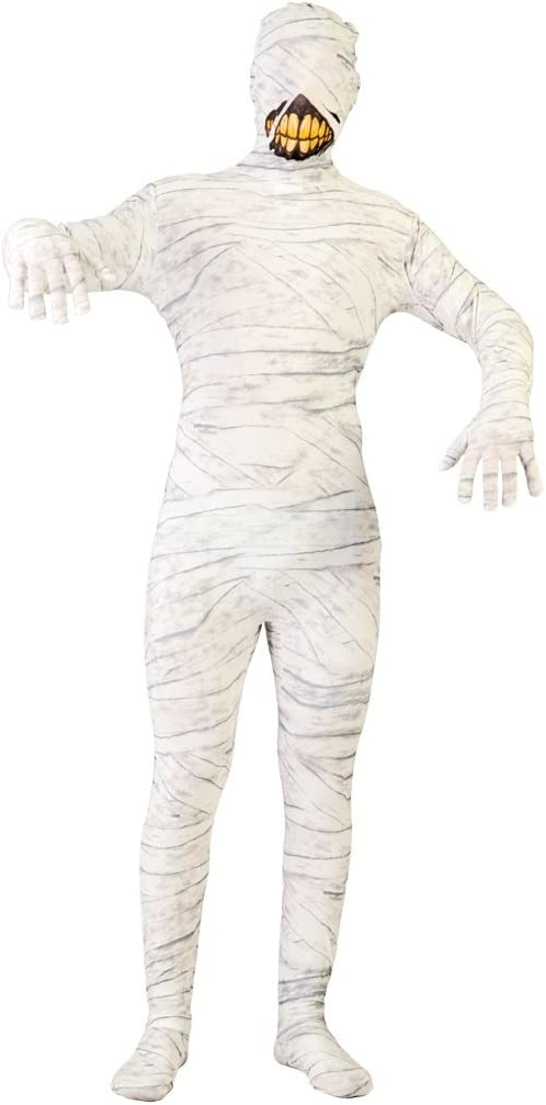 FIESTAS GUIRCA Traje de baño Spandex Momia un Hombre Mujer: Amazon ...