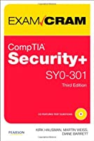 CompTIA Security+ SY0-301 Authorized Exam Cram, 3rd Edition Front Cover