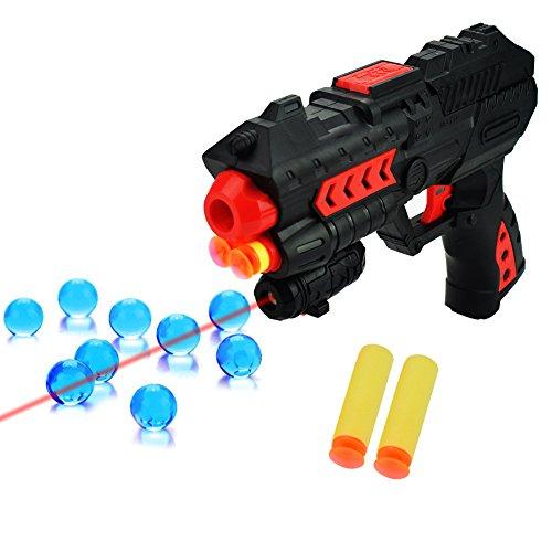 Kids Shooting Guns - 4