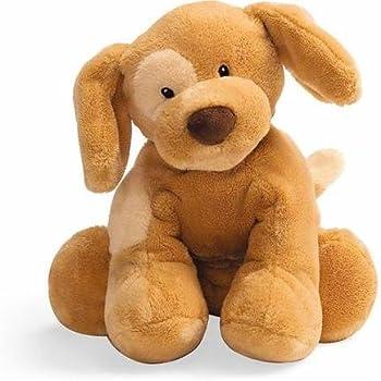 Amazon.com: Gund Dog Spunky Plush Toy, Light Brown Tan