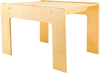 product image for Little Colorado Birch Arts & Crafts Table, Unfinished