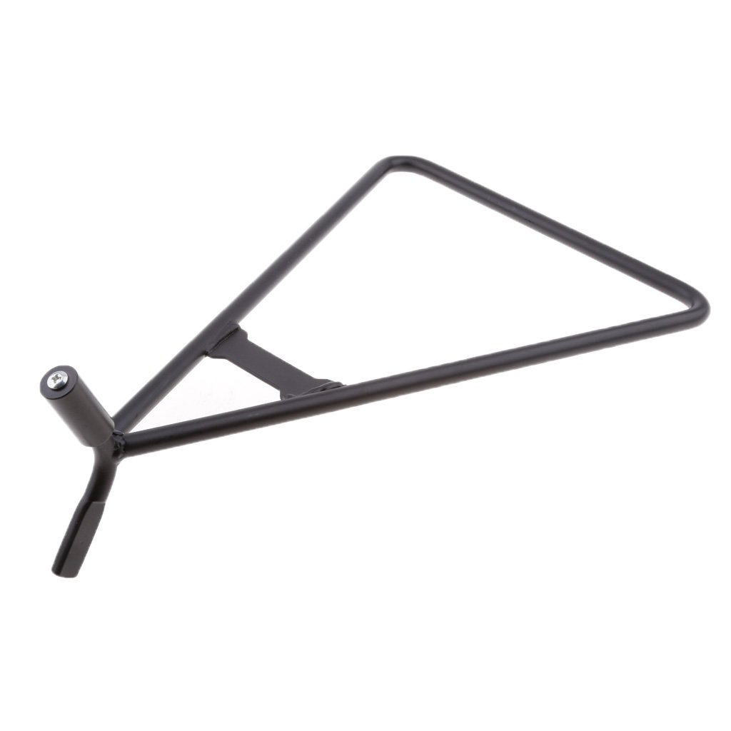 MagiDeal Heavy-duty Steel Universal Triangle Stand Universal for Motorcycle Dirt Bike