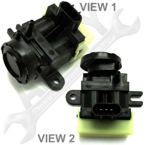 Oe Ford 7C3z9h465a 4X4 Auto Lock Locking Hub Vacuum Control Valve/Solenoid
