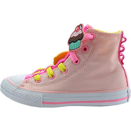 Converse All Star Loopholes - Zapatillas Unisex Niños Vaper Pink