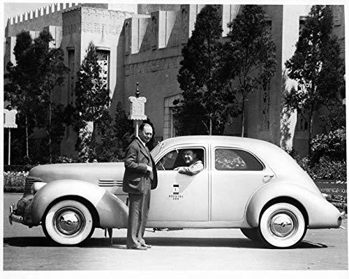 Amazon.com: 1940 Hupmobile Skylark ORIGINAL Photo Negative ...