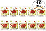 WHOLESALE 10 Pack Gold Label the Original Thai Iced Tea Mix Number One Brand Imported From Thailand Great for Restaurants That Want to Serve Authentic and Thai Iced Teas 400 G.