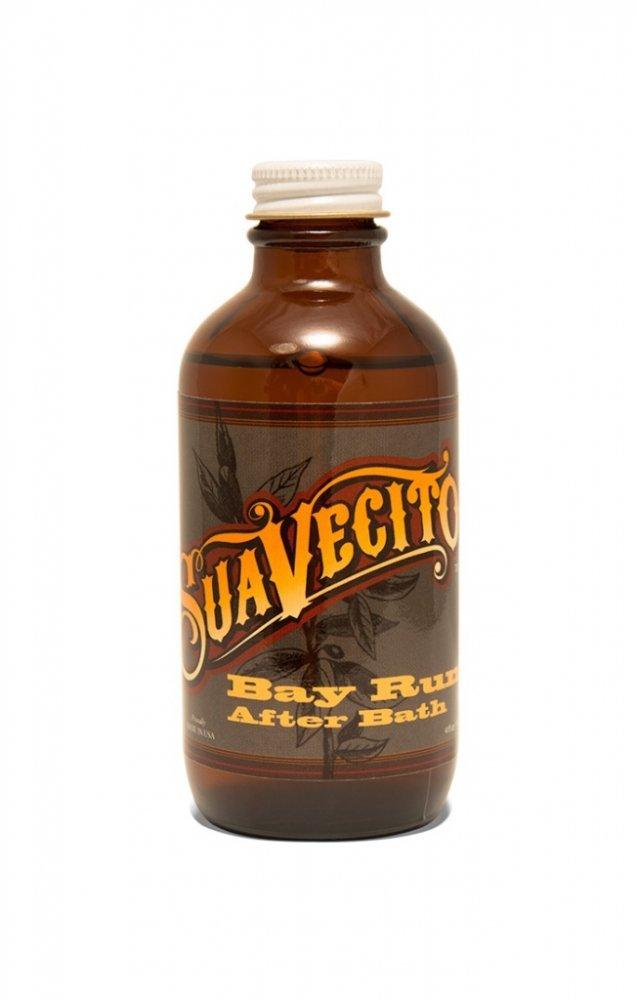 Suavecito Pomade Bay Rum After-Bath - 4 oz BR4