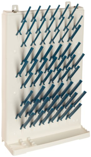 422 Art (Bel-Art Lab-Aire II Single-Sided Non-Electric Wallmount Dryer; 3 Tier, 14.75 x 5 x 23.4 in. (F18933-0013))