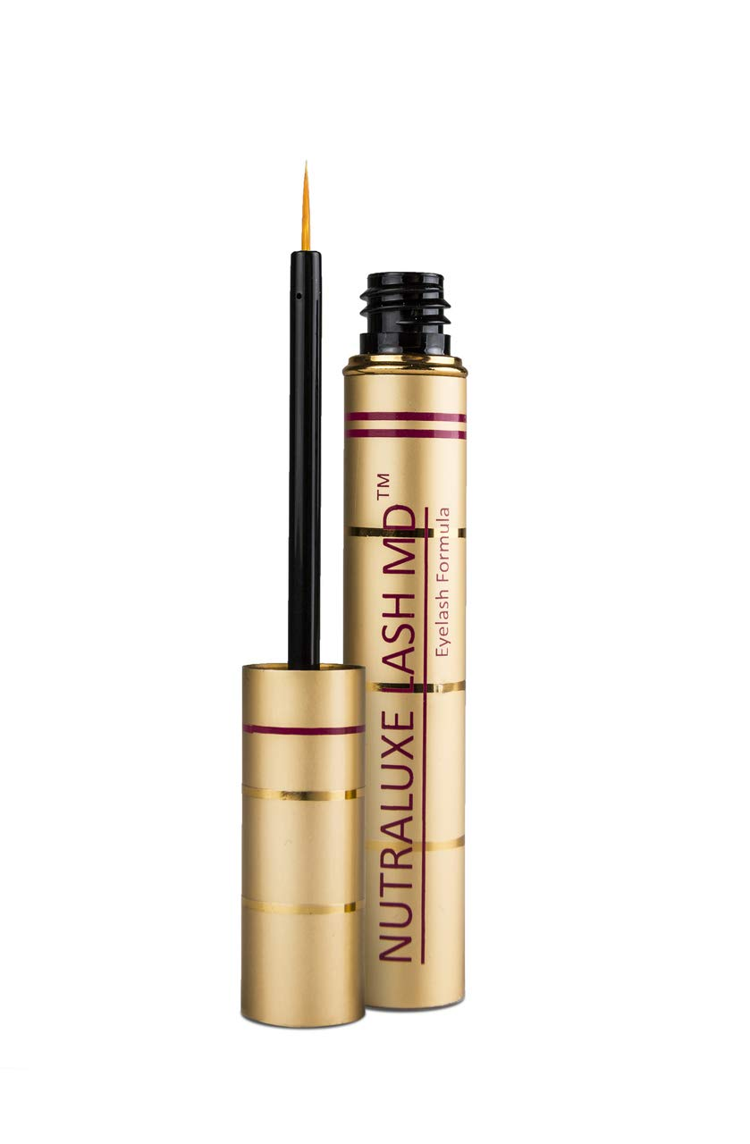 Nutra LUXE LASH MD Physican Formulated-Ophthalmologist Tested 4.5 ml by Nutra Luxe Md