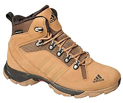 316946fb3a5 adidas Climaproof Men Snowtrail Winter Boots Brown Size  9.5 UK ...