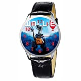 LCW085-2 New Wall-E Stainless Wristwatch Wrist Watch