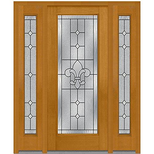 Jeld-Wen National Door Company Z008174R Fiberglass Mahoga...