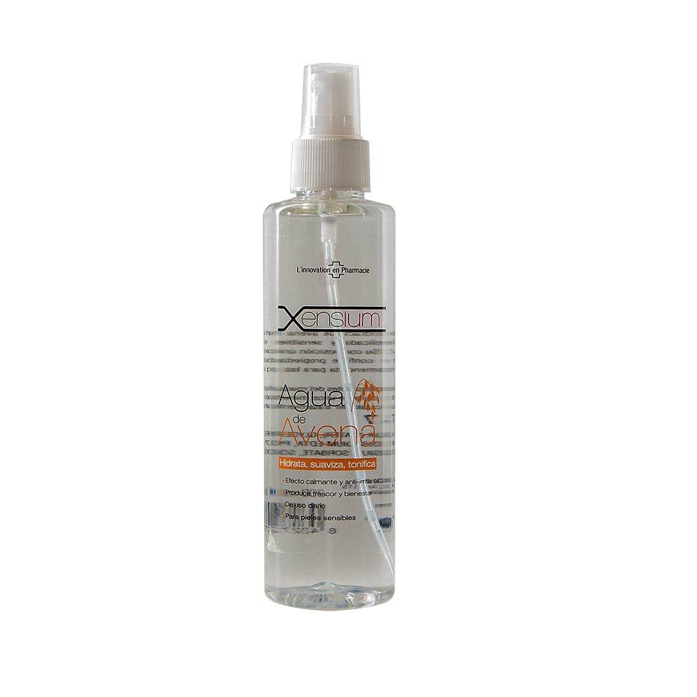 Xensium Agua de Avena - Paquete de 3 x 200 ml - Total: 600 ml Pridaho Farma 8436556084409
