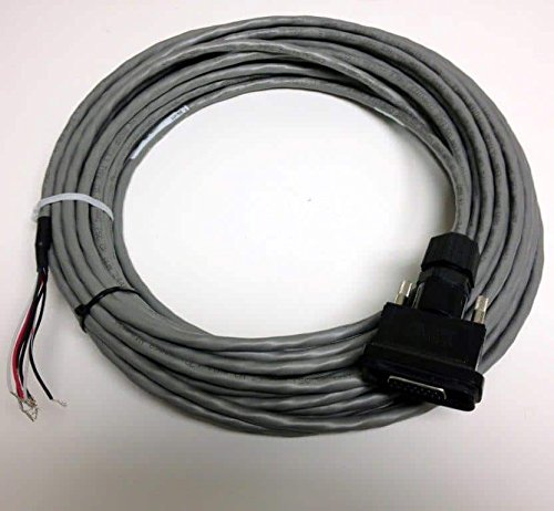 000726-50-02, RS232/422 PC Connection Cable, 50 Ft Length by Laser-View Technologies dba Dimetix USA