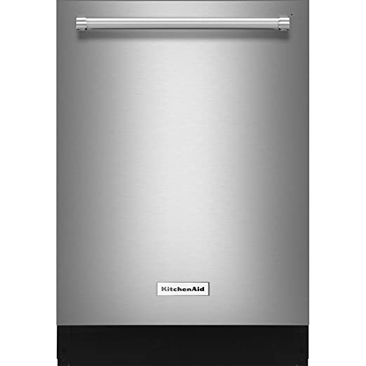 Amazon com: KitchenAid KDTE334GPS 39dB Stainless Built-in