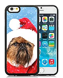 diy phone casePopular Design iPhone 6 Case,Christmas Dog Black iPhone 6 4.7 Inch TPU Case 13diy phone case