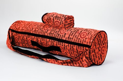 Yogamasti Om Yoga Mat Bag by Yogamasti
