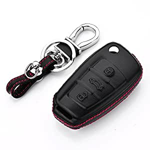 Jonwelsy - Funda para llave de coche para Audi, universal ...