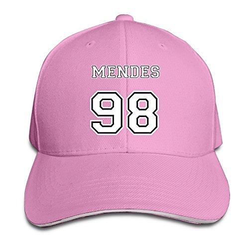 maiqu-shawnmendas-life-of-the-party-handwritten-stitches-unisex-adjustable-snapback-hats-baseball-ca