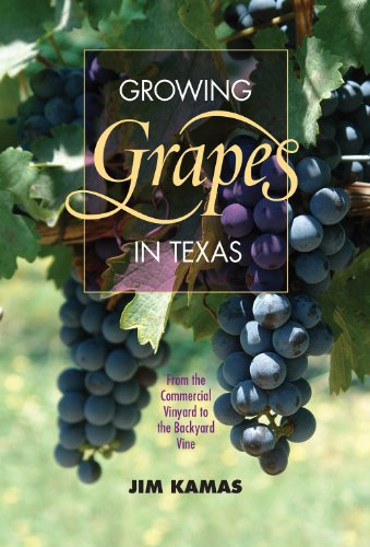Growing Grapes in Texas: From the Commercial Vineyard to the Backyard Vine (Texas A&M AgriLife Research and Extension Service - Grape Illustration Vine